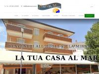 Hotelmirnariccione.it - Hotel Villa Mirna 1 stella Riccione, vicino al mare e alle terme di Riccione