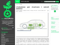 Blog su auto e moto ecologiche - ecoAutoMoto.com