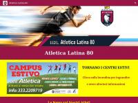 www.atleticalatina.it  il sito dell'Atletica Leggera a Latina