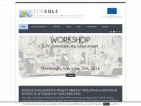 ecosole-project.eu