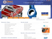 directindustry.it annuario fabbricanti apparecchiature componenti fabbricazione