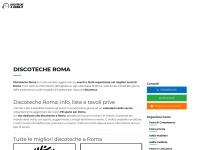 Discoteche Roma - Liste e prenotazioni a Roma