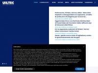 UILTEC - Unione Italiana Lavoratori Tessile Energia Chimica