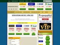 Pronostici e Sistemi Vincenti - Sistemi integrali calcio, Sistemi Integrali Serie A, Sistemi scommesse sportive | Pronostici e Sistemi Vincenti