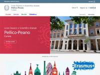 """Liceo Scientifico e Classico Statale """"G.Peano-S.Pellico"""" Cuneo"""