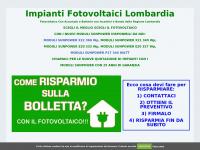 Impianti fotovoltaici Lombardia, Fotovoltaico Scambio sul posto, SSP