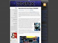 DnaX Web Site v2.0