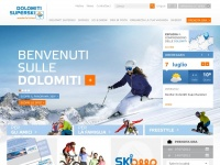 dolomitisuperski.com fiemme vacanze dolomiti vieni sci passeggiate