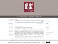 THIASOS - Rivista di archeologia e architettura antica