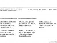 Luigina Foggetti: Web Strategist – Freelance Contributor