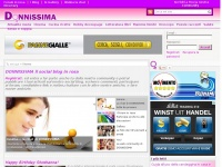 donnissima.it social nostra