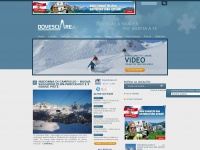dovesciare.it neve sci webcam localita ski skipass sciare