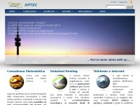 DPTEC   You're Never Alone with us.