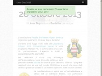 Linux Day 2013 - Barletta - Home