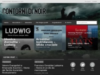 Contorni di Noir   Noir, thriller, horror, fantascienza