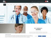 ds+ Medical Fashion - Abbigliamento professionale per lo studio medico, il centro benessere e la grande comunità