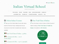Learn Italian with Italian Virtual School