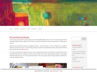 Storia - PiCCOLO KARMA EDiZiONi