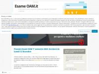 Esame OAM.it | Il Portale dei futuri Agenti e Mediatori Creditizi