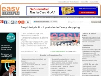 Easylifestyle.it - Easy Lifestyle: il portale dell'easy shopping