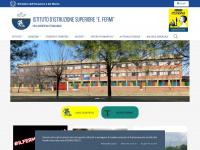Homepage IIS Fermi