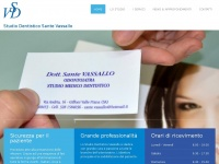 studiodentisticosantevassallo.it