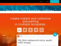seejay | enhanced storytelling