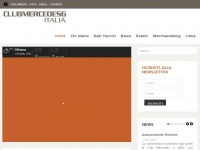 Benvenuti sul sito  Clubmercedesg