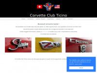 Corvetteclub.ch - Corvette club & Co. Ticino