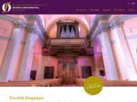 Festival internazionale di musica organistica - Home - Magadino - Gambarogno - Ticino - Svizzera