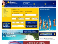 edreams.it voli low cost economici aerei partenza biglietti aeree