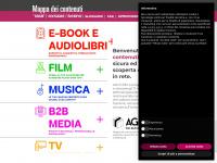 Mappa dei Contenuti   Offerta Digitale in Italia