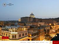 Hotel Dei Consoli  a Roma - Vaticano - Prenotazione di un hotel di lusso vicino dalla Cappella Sistina