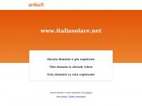 ItaliaSolare.net: rete italiana per il solare
