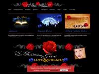 Christine Kaminski, The Web Site | Narratrice d'Amore, per Amore…