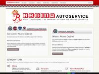 officina carrozzeria REGINA Autoservice autorizzata Alfa Romeo