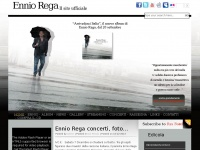 Ennio Rega | Official Website