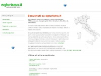 Home Page - egTurismo.it, agriturismi, B&B, hotel, affittacamere, camping, strutture ricettive in Italia