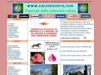 Il sito di Calvi Risorta - articoli, news e curiosità