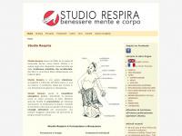 MASSAGGI RESPIRAZIONE RILASSAMENTO -