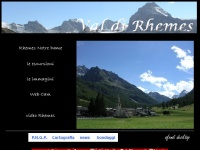 Val di Rhemes - Valle di Rhemes Notre Dame