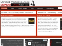 Eminem Official Italian Site