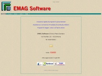 EMAG Software Homepage