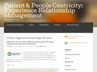 Patient & People Centricity: Experience Relationship Management