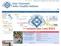 enci.it registro storici club