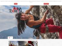 Anna Torretta - alpinista, guida alpina, architetto