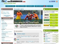 Pronostici calcio, scommesse sportive, confronto quote e bookmaker