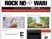 ROCK NO WAR! Onlus