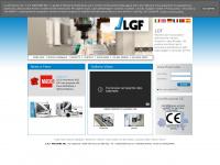 LGF - Macchine per la lavorazione dell'alluminio e del PVC