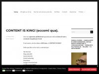 Web Marketing Blog. Comunicare sulla rete.